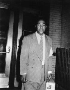 Charlie Parker at the Civic Opera House in Chicago1949** I.V.M. - Image 24383_0104