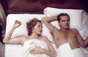 """""""Chinatown""""Faye Dunaway, Jack Nicholson1974** I.V. - Image 24383_0115"""