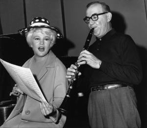 Benny Goodman and Peggy Lee1965** I.V.M. - Image 24383_0149
