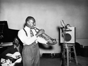 Charlie Christian and Cootie Williams1940** I.V.M. - Image 24383_0154