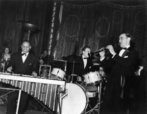 Benny Goodman and Lionel Hamptoncirca 1940s** I.V.M. - Image 24383_0157
