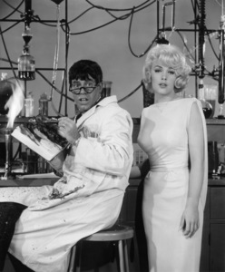 """The Nutty Professor""Jerry Lewis, Stella Stevens1963** I.V. - Image 24383_0165"