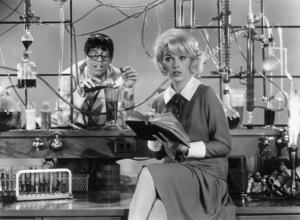 """The Nutty Professor""Jerry Lewis, Stella Stevens1963** I.V. - Image 24383_0166"