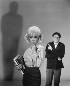 """The Nutty Professor""Jerry Lewis, Stella Stevens1963** I.V. - Image 24383_0168"