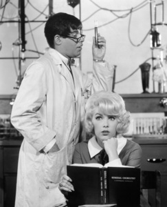 """The Nutty Professor""Jerry Lewis, Stella Stevens1963** I.V. - Image 24383_0169"