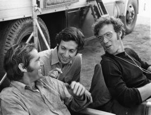 """Five Easy Pieces""Jack Nicholson, director Bob Rafelson1970** I.V. - Image 24383_0173"