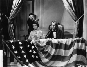 """Abraham Lincoln""Ian Keith, Kay Hammond, Walter Huston1930 United Artists** I.V. - Image 24383_0184"