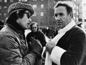 """""""The French Connection""""Gene Hackman, director William Friedkin1971** I.V. - Image 24383_0193"""