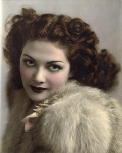 Yvonne De Carlocirca 1940s** I.V. - Image 24383_0226