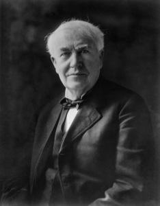 Thomas Edisoncirca 1920s** I.V. - Image 24383_0227