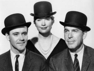 """""""The Apartment""""Jack Lemmon, Shirley MacLaine, Fred MacMurray1960** I.V. - Image 24383_0252"""