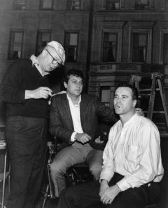 """The Apartment""Director Billy Wilder, Tony Curtis, Jack Lemmon1960** I.V. - Image 24383_0255"