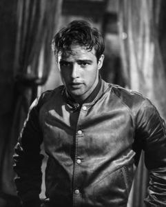 """A Streetcar Named Desire""Marlon Brando1951** I.V. - Image 24383_0261"