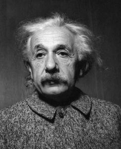 Albert Einsteincirca 1950s** I.V. - Image 24383_0279