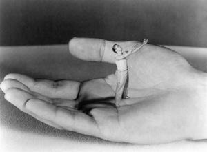 """The Incredible Shrinking Man""Grant Williams1957** I.V. - Image 24383_0292"