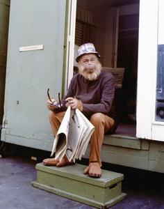 """Planet of the Apes""Maurice Evans1968** I.V. - Image 24383_0299"