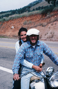 Steve McQueen and Barbara Mintycirca 1970s** I.V. - Image 24383_0315