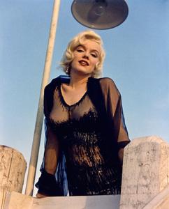 """Some Like It Hot""Marilyn Monroe1959** I.V. - Image 24383_0323"