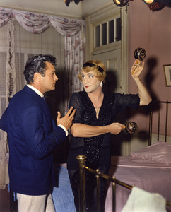 """Some Like It Hot""Tony Curtis, Jack Lemmon1959** I.V. - Image 24383_0324"