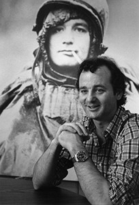 """Bill Murray during the making of """"Stripes""""circa 1981** I.V. - Image 24383_0328"""