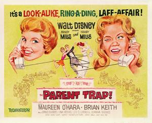 """""""The Parent Trap"""" (poster)1961** I.V. - Image 24383_0342"""