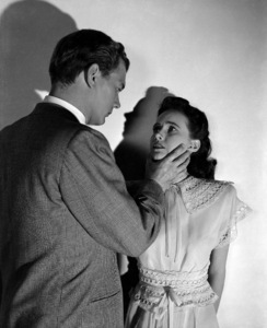 """Shadow of a Doubt""Joseph Cotten, Teresa Wright1943** I.V. - Image 24383_0344"