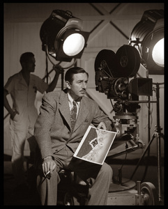 Walt Disneycirca 1940sPhoto by George Hurrell** I.V. - Image 24383_0348