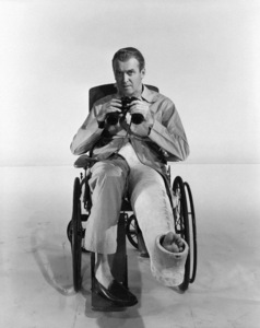 """Rear Window""James Stewart1954** I.V. - Image 24383_0367"