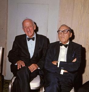 Jimmy Durante and Jack Bennycirca 1960s** I.V. - Image 24383_0372