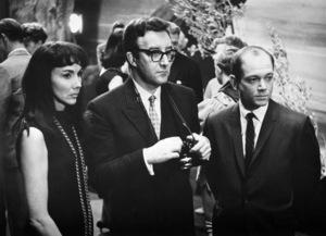 """Lolita""Marianne Stone, Peter Sellers, producer James B. Harris1962** I.V. - Image 24383_0375"