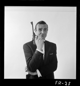 """""""From Russia with Love"""" Sean Connery 1963 ** I.V. - Image 24383_0388"""