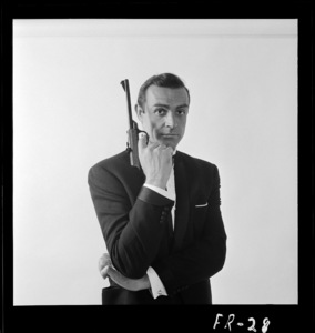 """""""From Russia with Love"""" Sean Connery 1963 ** I.V. - Image 24383_0390"""