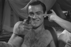 """""""From Russia with Love"""" Sean Connery 1963 ** I.V. - Image 24383_0398"""
