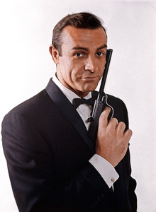 """Sean Connery in """"From Russia with Love""""1963** I.V. - Image 24383_0411"""