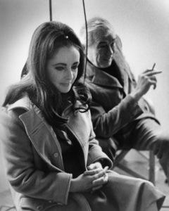 """""""Reflections in a Golden Eye""""Elizabeth Taylor, director John Huston1967** I.V. - Image 24383_0462"""