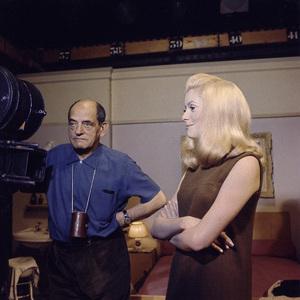 """Belle de Jour""Director Luis Buñuel, Catherine Deneuve1967** I.V. - Image 24383_0465"