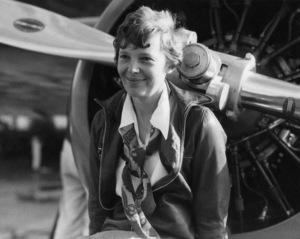 Amelia Earhartcirca 1930s** I.V. - Image 24383_0495