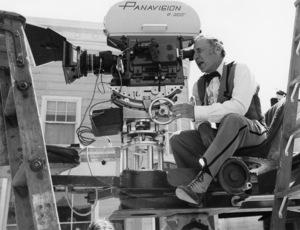 "Director Mel Brooks during the making of ""Blazing Saddles""1974** I.V. - Image 24383_0518"