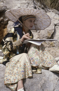 """Jane Birkin in """"Evil Under the Sun""""1982Photo by Bob Penn** I.V. - Image 24383_0528"""