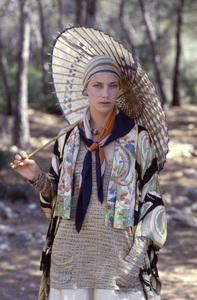 """Jane Birkin in """"Evil Under the Sun""""1982Photo by Bob Penn** I.V. - Image 24383_0530"""
