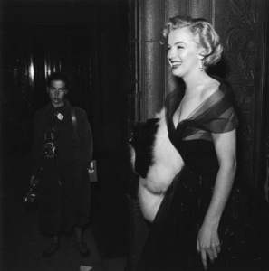 """Marilyn Monroe at """"The 23rd Annual Academy Awards""""1951** I.V. - Image 24383_0541"""