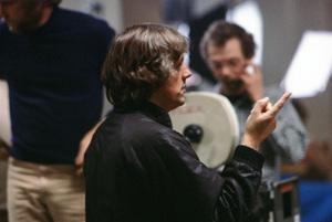 "Director Michael Apted in ""Continental Divide""1981** I.V. - Image 24383_0553"