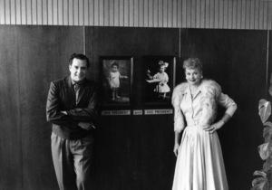 Desi Arnaz and Lucille Ballcirca 1950s** I.V. - Image 24383_0592