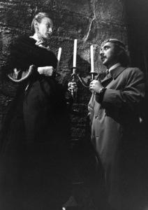 """Young Frankenstein""Cloris Leachman, Gene Wilder1974** I.V. - Image 24383_0609"
