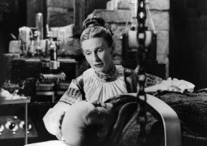 """Young Frankenstein""Cloris Leachman, Peter Boyle1974** I.V. - Image 24383_0611"
