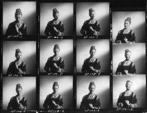 """Young Frankenstein""Cloris Leachman 1974** I.V. - Image 24383_0612"
