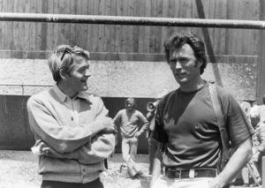 """""""Magnum Force""""Hal Holbrook, Clint Eastwood1973** I.V. - Image 24383_0622"""