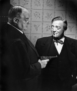 """The Mask of Dimitrios""Sydney Greenstreet, Peter Lorre1944** I.V. - Image 24383_0735"