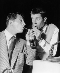 Dean Martin and Jerry Lewiscirca 1950s** I.V. - Image 24383_0742