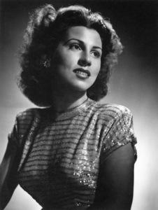Nancy Sinatra Sr.circa 1940s** I.V.M. - Image 24383_0745